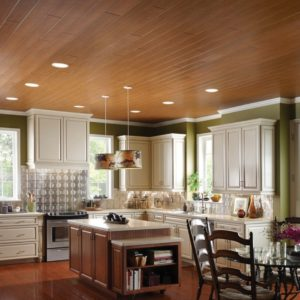 Beadboard-Ceiling-Planks-for-Kitchen